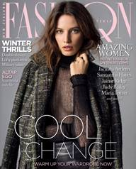 Fashion Quarterly Winter Issue 2015
